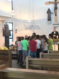 Gottesdienst Einschulung